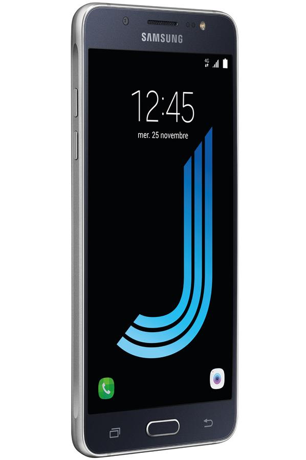 smartphone samsung galaxy j5 2016 noir galaxy j5 4251920 darty. Black Bedroom Furniture Sets. Home Design Ideas