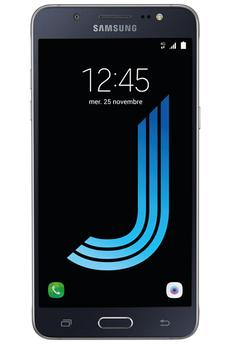Mobile nu GALAXY J5 2016 NOIR Samsung