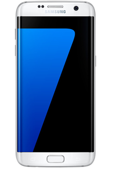 Smartphone GALAXY S7 EDGE BLANC Samsung