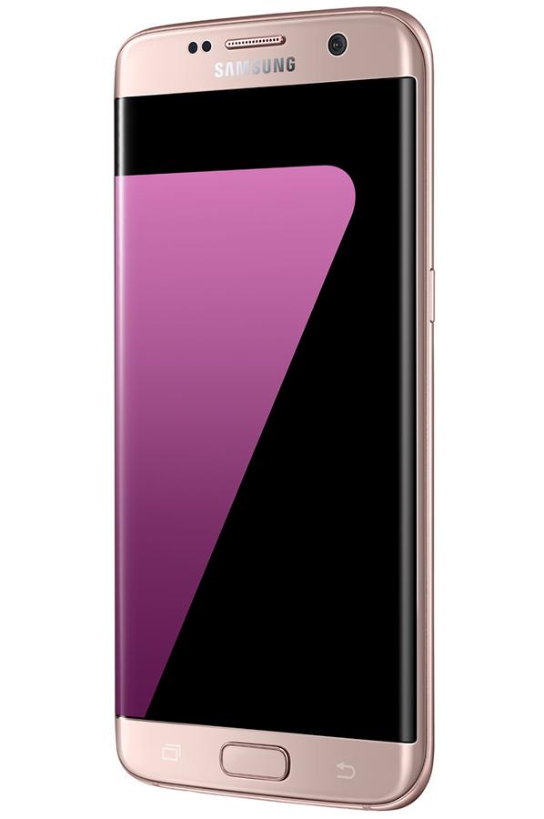 Smartphone samsung galaxy s7 edge or rose galaxy s7 darty - Darty telephone portable samsung ...