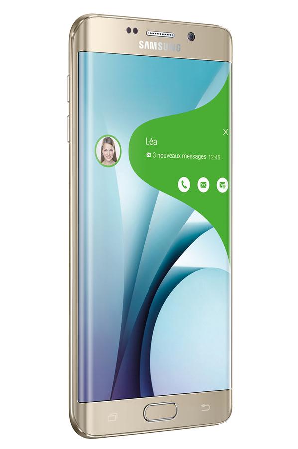 smartphone samsung galaxy s6 edge 32 go or darty. Black Bedroom Furniture Sets. Home Design Ideas