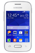 Samsung Galaxy pocket 2 blanc