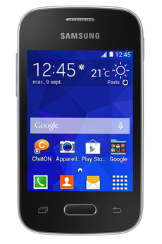 Mobile nu GALAXY POCKET 2 NOIR Samsung