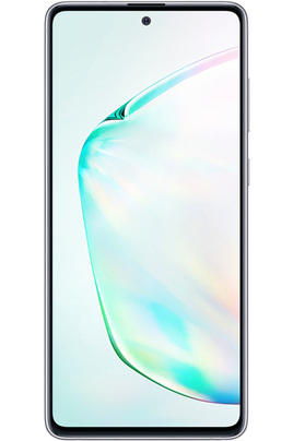 Samsung Galaxy Note10 Lite silver 128Go
