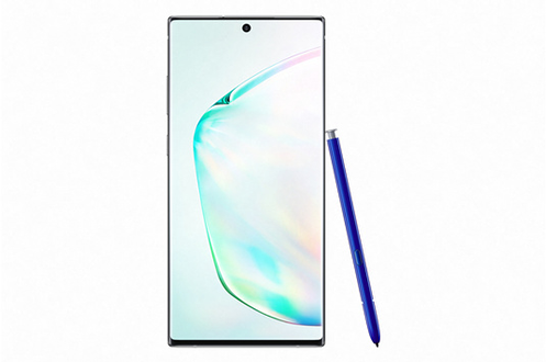 Samsung Galaxy Note10 Plus Silver 256GO
