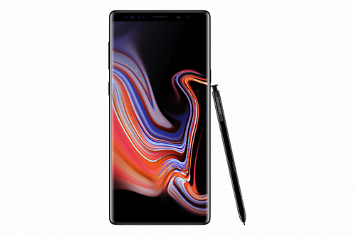 Samsung Galaxy Note9 noir 512 Go