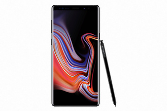 Smartphone Samsung Galaxy Note9 noir 512 Go