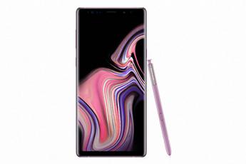Smartphone Samsung Galaxy Note9 violet 128 Go
