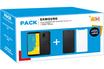 Samsung Galaxy J6 Double SIM 32 Go Noir + Protection d'écran en verre trempé + Etui flip photo 1