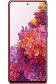 Smartphone Samsung GALAXY S20FE ROUGE 5G