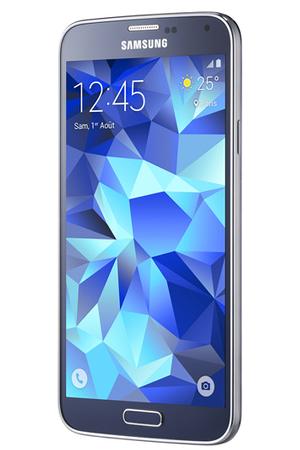 smartphone samsung galaxy s5 new noir s5 new darty. Black Bedroom Furniture Sets. Home Design Ideas