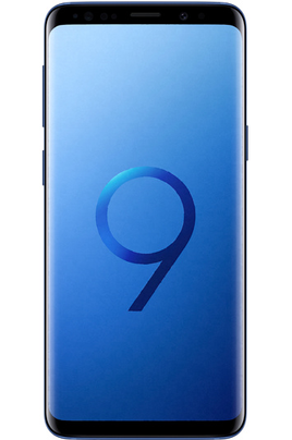 Samsung GALAXY S9 BLEU