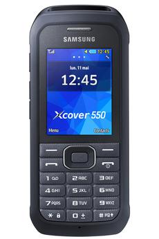 Mobile nu X COVER 550 NOIR Samsung