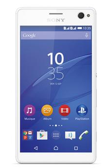 Mobile nu XPERIA C4 DUAL BLANC Sony