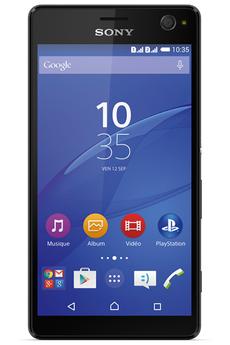 Mobile nu XPERIA C4 DUAL NOIR Sony