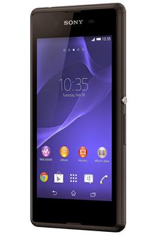 Mobile nu XPERIA E3 NOIR Sony