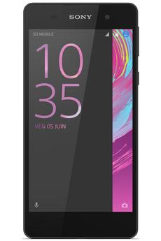 Smartphone XPERIA E5 16GO NOIR Sony