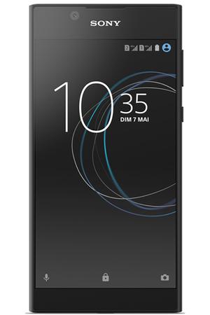 Smartphone Sony XPERIA L1 DUAL SIM NOIR - XPERIA L1   Darty dcdb04640779