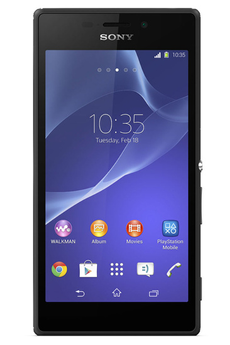 Mobile nu XPERIA M2 NOIR Sony