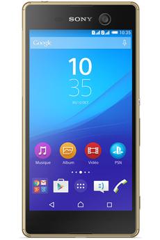 Mobile nu XPERIA M5 OR Sony