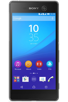 Mobile nu XPERIA M5 NOIR Sony