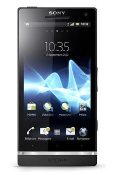 Mobile nu XPERIA S NOIR Sony