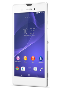Mobile nu XPERIA T3 BLANC Sony