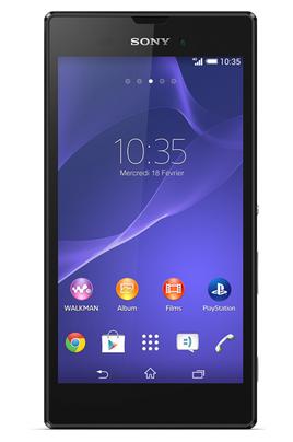 Mobile nu XPERIA T3 NOIR Sony