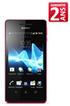Sony Xperia V Rose photo 1