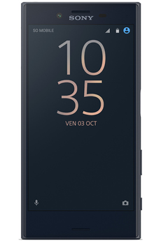 Mobile nu XPERIA X COMPACT NOIR Sony