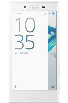 Mobile nu XPERIA X COMPACT BLANC Sony