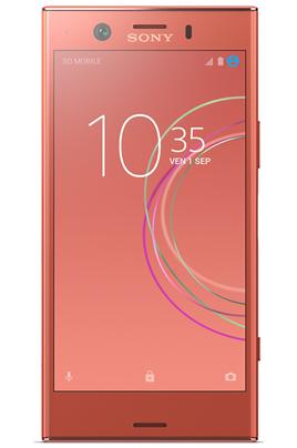 """Mobile sous Android 8.0 - Oreo - 4G+ Écran tactile 11,7cm (4,6"""") - HD TRILUMINOS 1280 x 720 pixels Processeur octo-cour 2,45 GHz - 32Go de mémoire Appareil photo 19 mégapixels - Vidéo UHD 4K"""