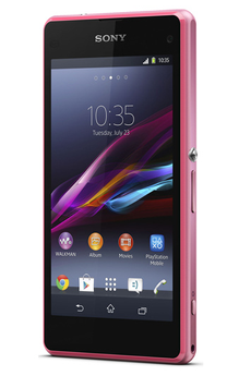 Smartphone XPERIA Z1 COMPACT ROSE Sony