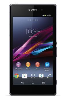 Mobile nu Xperia Z1 Noir Sony