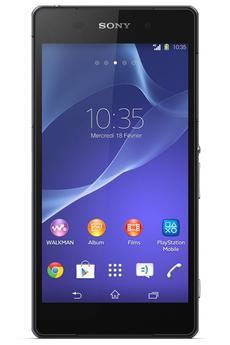 Smartphone XPERIA Z2 NOIR Sony