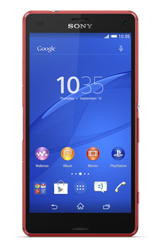 Mobile nu XPERIA Z3 COMPACT ORANGE Sony
