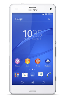 Smartphone XPERIA Z3 COMPACT BLANC Sony