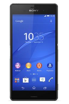 Mobile nu XPERIA Z3 NOIR Sony