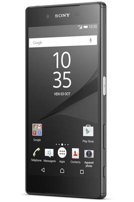 Le smartphone Sony Xperia Z5 est un véritable bijou de technologies ! Se parant d'un design haut de gamme et épuré, il vous apporte au quotidien des performances inégalées : processeur huit coeurs, 4G+, grand écran 5,2 Full HD, appareil photo 23 mégapixel