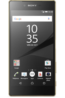 Mobile nu XPERIA Z5 PREMIUM OR Sony