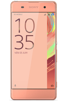 Mobile nu XPERIA XA DUAL SIM 16GO ROSE Sony