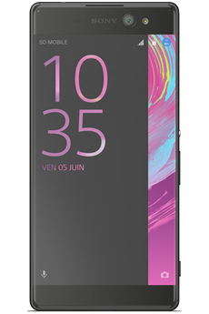 Smartphone XPERIA XA ULTRA NOIR Sony