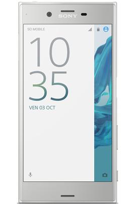 """Mobile sous Android 6.0.1 - Marshmallow - 4G+ Écran tactile 13,2cm (5,2"""") - Full HD TRILUMINOS 1920 x 1080 pixels Processeur Quad-Core 2,2GHz - 32Go de mémoire Appareil photo 23 mégapixels - Vidéo UHD 4K"""