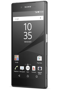 Mobile nu PACK 007 XPERIA Z5 NOIR Sony