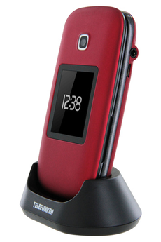 Mobile nu TM 260 COSI ROUGE SENIOR Telefunken