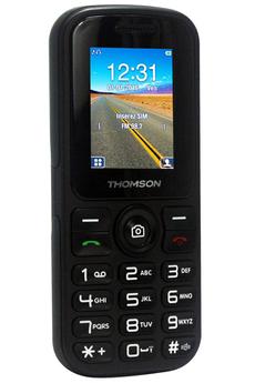 Mobile nu TLINK 18 NOIR Thomson