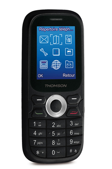 Mobile nu TLINK 15 NOIR Thomson
