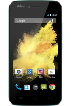 Mobile nu BIRDY 4G TURQUOISE Wiko