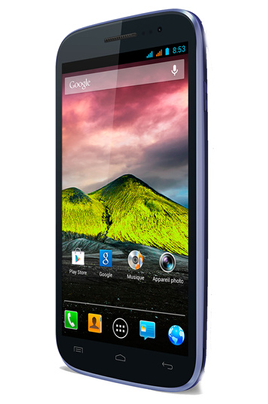 Wiko CINK FIVE BLEU