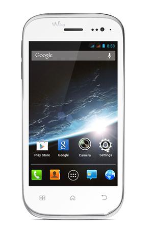 8a76a1948e034 Smartphone Wiko CINK SLIM 2 BLANC
